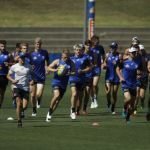 AFL 2021 Training - Western Bulldogs 130121