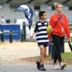 AFLW 2021 Round 01 - Geelong v North Melbourne