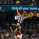 Brodie Grundy, Tom Fullarton