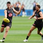 Sam Mayes, Travis Boak