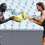 Aliir Aliir, Scott Lycett