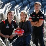 Andrew McGrath, Kylie Rogers, Max King