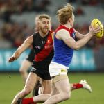 Clayton Oliver, Dyson Heppell