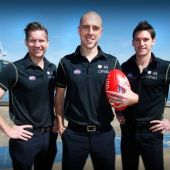 AFL 2014 Media - Toyota Grand Final Umpire Announcement
