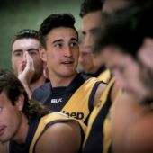 AFL 2015 Media - Richmond Team Photo Day