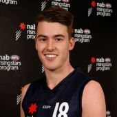 AFL 2015 Under 18 - VIC M Headshots