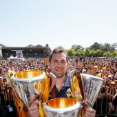 AFL 2015 Media - Hawthorn Family Day