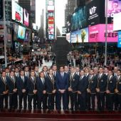 AFL 2015 Media - IRS Team New York Visit