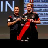 AFL 2015 Media - NAB AFL Draft