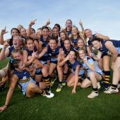 AFL 2016 Media - Youth Girls Championships Finals