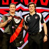 AFL 2016 Media - NAB AFL Draft