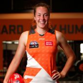 AFLW 2017 Portraits - GWS Giants