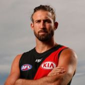 AFL 2017 Portraits - Essendon Bombers
