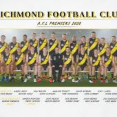 AFL 2020 Media - Premiership Prints