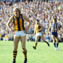 VFL 1970's - Hawthorn v North Melbourne