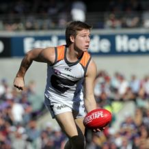 AFL 2012 Rd 17 - Fremantle v GWS Giants