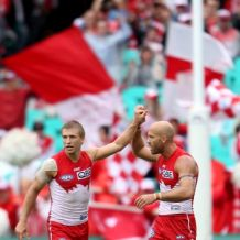 AFL 2013 Rd 02 - Sydney v Gold Coast
