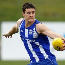 AFL 2014 Training - North Melbourne 100914