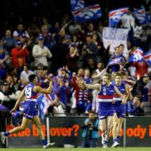 VFL 2014 Grand Final - Footscray Bulldogs v Box Hill Hawks