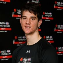 AFL 2014 Media - NAB AFL State Draft Combine Headshots
