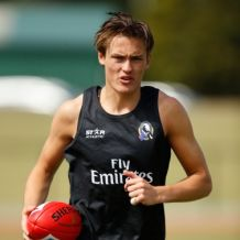 AFL 2014 Training - Collingwood 051114