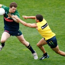AFL 2014 Training - Australian International Rules Squad 201114