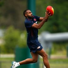 AFL 2014 Training - Melbourne 211114