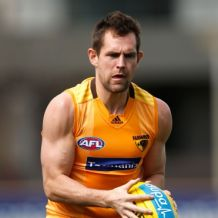 AFL 2015 Training - Hawthorn 150915