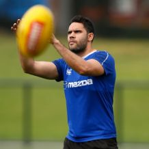 AFL 2015 Training - North Melbourne 170915