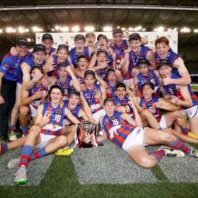 2015 TAC Cup Grand Final - Eastern Ranges v Oakleigh Chargers