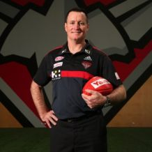 AFL 2015 Media - Essendon Senior Coach Announcement