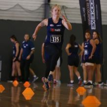 AFL 2016 Training - AFL Female Talent Search 230116