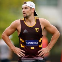 AFL 2016 Training - Hawthorn 080216