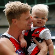 AFL 2016 Media - Nick Riewoldt MRV Press Conference