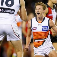 AFL 2016 Rd 05 - St Kilda v GWS Giants