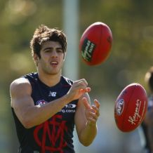 AFL 2016 Training - Melbourne 270416