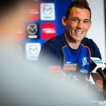 AFL 2016 Media - North Melbourne Media Session 030516