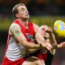 AFL 2016 Rd 07 - Sydney v Essendon