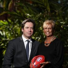 AFL 2016 Media - Sir Doug Nicholls Round Launch