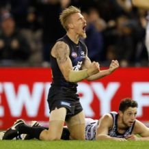 AFL 2016 Rd 10 - Carlton v Geelong