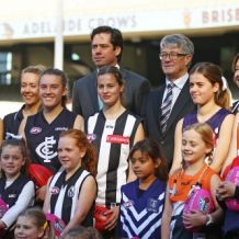 AFL 2016 Media - Womens Teams Announcement