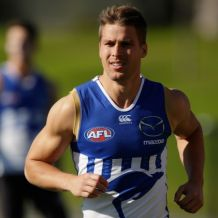 AFL 2016 Training - North Melbourne 150616