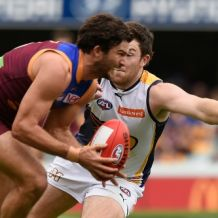 AFL 2016 Rd 13 - Brisbane v West Coast