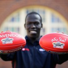 AFL 2016 Media - Multicultural Round Launch
