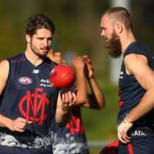 AFL 2016 Training - Melbourne 040816