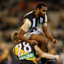 AFL 2016 Rd 20 - Richmond v Collingwood