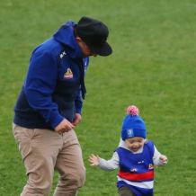 AFL 2016 Training - Western Bulldogs 300816