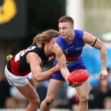 VFL 2016 2nd Semi Final - Footscray v Essendon