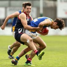 2016 VFL 1st Preliminary Final - Casey Scorpians v Williamstown