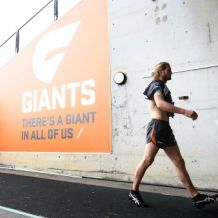 AFL 2016 Training - GWS Giants 210916